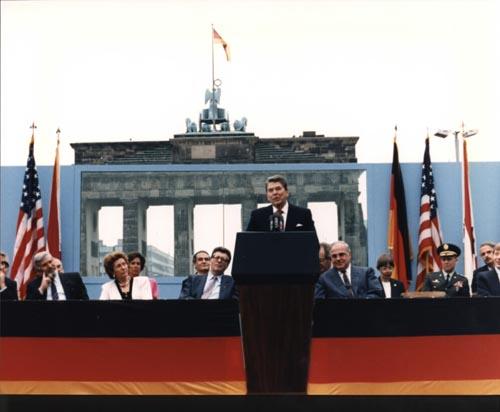 the berlin wall speech